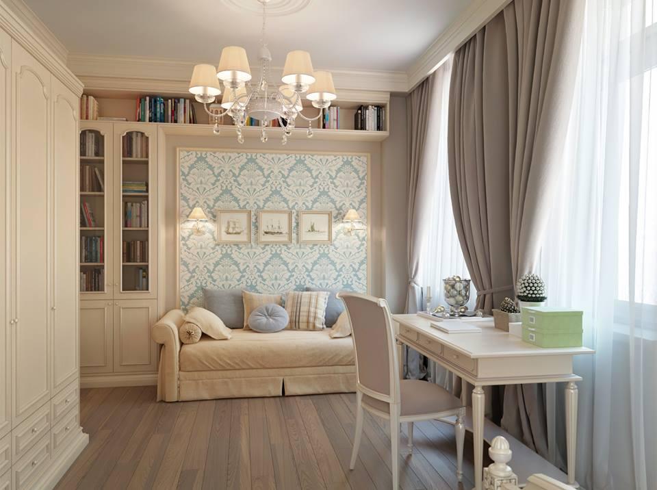 Classic style apartament